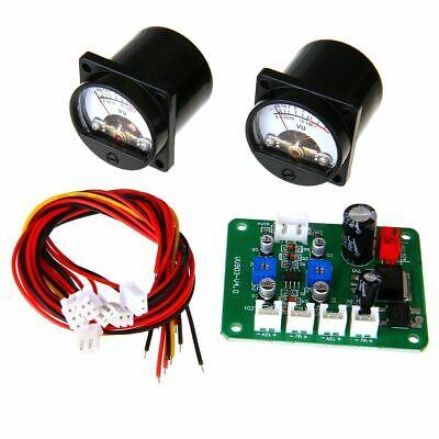 Vu Panel Meter Warm Back Light Recording Driver Module High Quality 2pcs 500ua