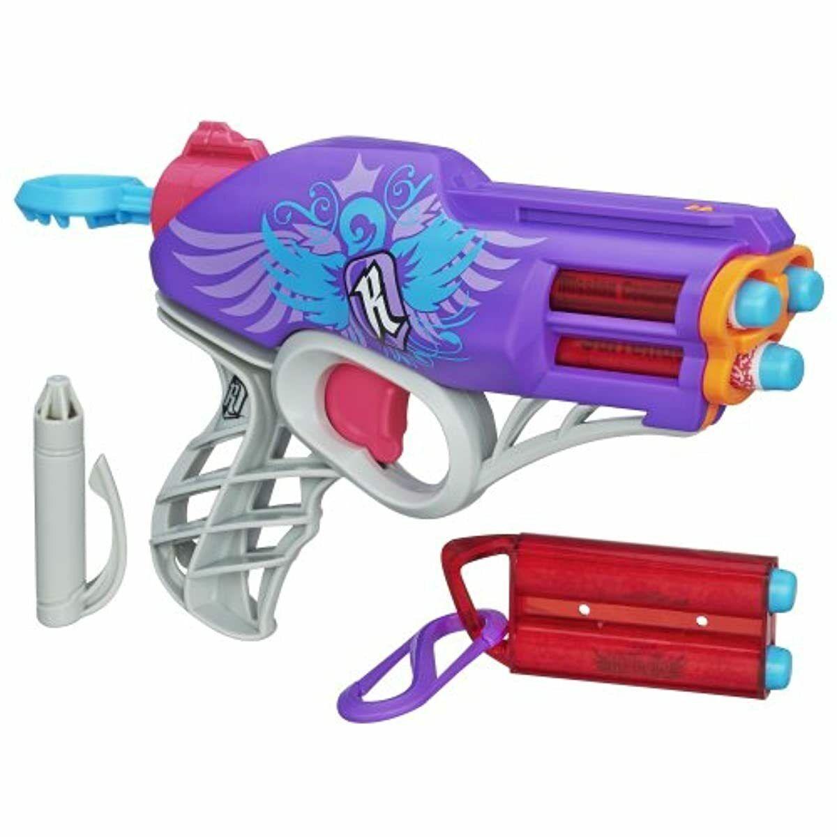 Nerf Rebel Rebelle Nerf Guns for Boys 6 7 8 10 11 12 Year yr