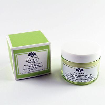 Origins A Perfect World Antioxidant Moisturizer With White Tea - 1.7 Oz. / 50mL (Antioxidant Moisturizer White Tea)