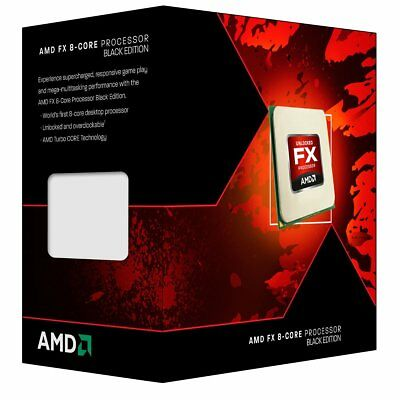 Amd Fx 8300 3 3Ghz Am3  Desktop Processor Boxed Fd8300wmhkbox