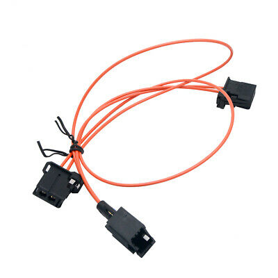 MOST Fibre Optic Loop Cable Bypass Connector Fits Mercedes BMW Porsche Audi VW