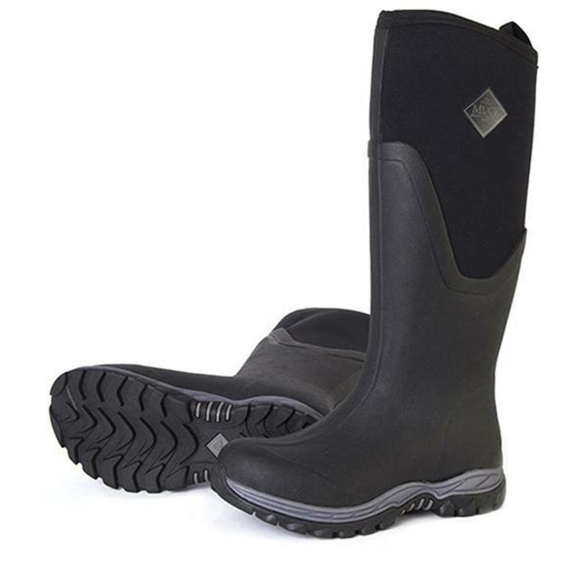 Muck Boots Women s AS2T-000 Arctic Sport II Tall Insulated Winter Boots Size 10 - $110.00
