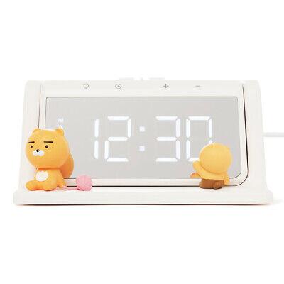 Kakao Friends Wireless Charger Sterilizer Clock Ryan Choonsik Official Goods