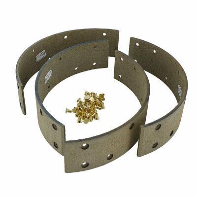 Brake Lining Kit Shoe 720 730 820 830 840 720d 730d John Deere Af2866r Jd 685