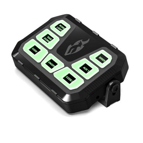 Feniex 4200 Mini Waterproof 6 Function Controller for LED Lights & Siren