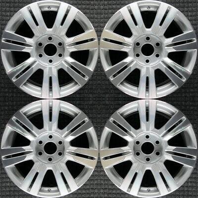 Set 2010 2011 2012 2013 2014 2015 2016 Cadillac SRX OEM Factory Wheels Rims 4664
