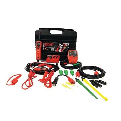 Power Probe 3 Master Test Kit with gold leads & short Fualt finder tester meter