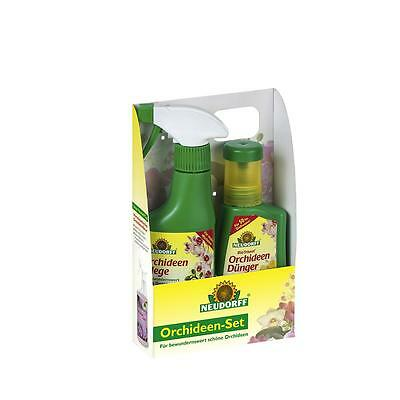 Neudorff - orchideen-set - orchideenpflege fertilizzante orchidea Combinato