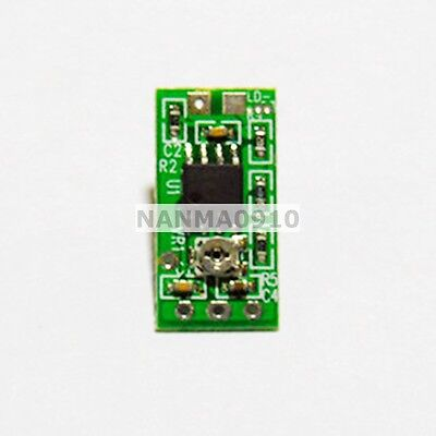 Laser Diode Driver Circuit Board For 808nm 850nm 980nm 0-600ma W Potentiometer