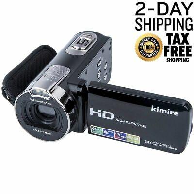 Vlogging Camera Cheap Camcorder Best For Youtube Vlog Prime Video Camera