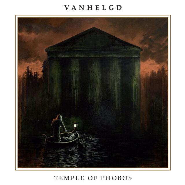 Vanhelgd - Temple Of Phobos CD NEU