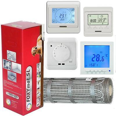 elettrico riscaldamento a pavimento piastrella 1 2 3 4 5 6 7 8 9 10 m²