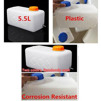 Plastic 5.5L Gasoline Fuel Tank For Car Truck Boat Air Heater Diesel Accessories