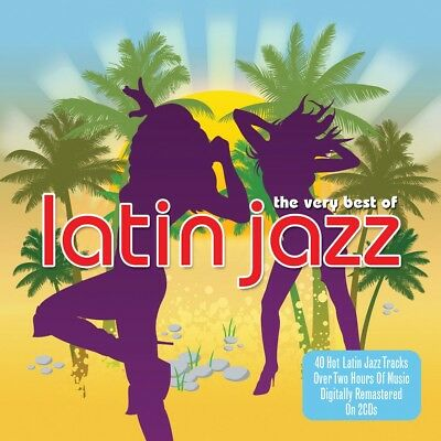 Very Best Of Latin Jazz VARIOUS ARTISTS Best Of 40 Essential Songs NEW 2