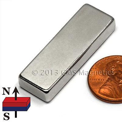 Cms Magnetics N45 Neodymium Bar Magnet 1-12x 12x 14 4-pc