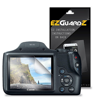 2X EZguardz LCD Screen Protector Cover HD 2X For Canon Powershot SX530 (Clear)