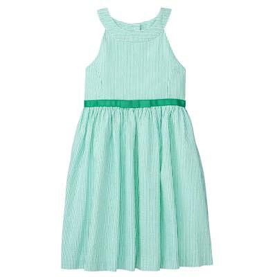 NWT Gymboree Dressed Up Seersucker Dress special Occassion Wedding Easter Girls - Special Occassion Dresses