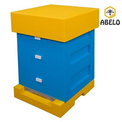 National Poly Hive, assembled, painted, 160g/litre