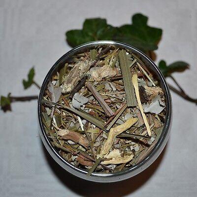 HAUSREINIGUNG Räuchermischung 10 g Räucherwerk Weihrauch weißer Salbei € 35/100g