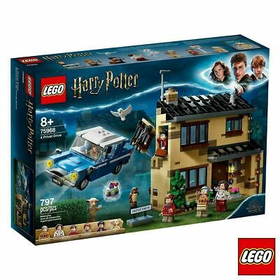 LEGO Harry Potter 4 Privet Drive House - Model 75968 (8+ Years)