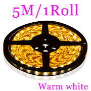 LED Strip 5050 Warm White 5M