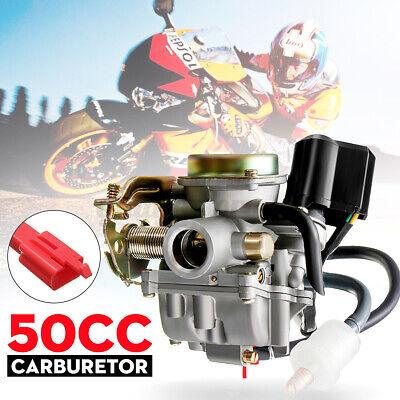24mm Carburetor For 125cc 150cc 150cc Scooter Roketa SUNL GY6 4 Stroke ATV