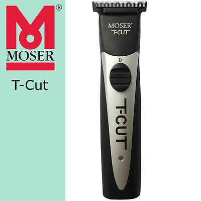 Moser T-Cut Type 1591 Haartrimmer Haarschneidemaschine 1591-0070