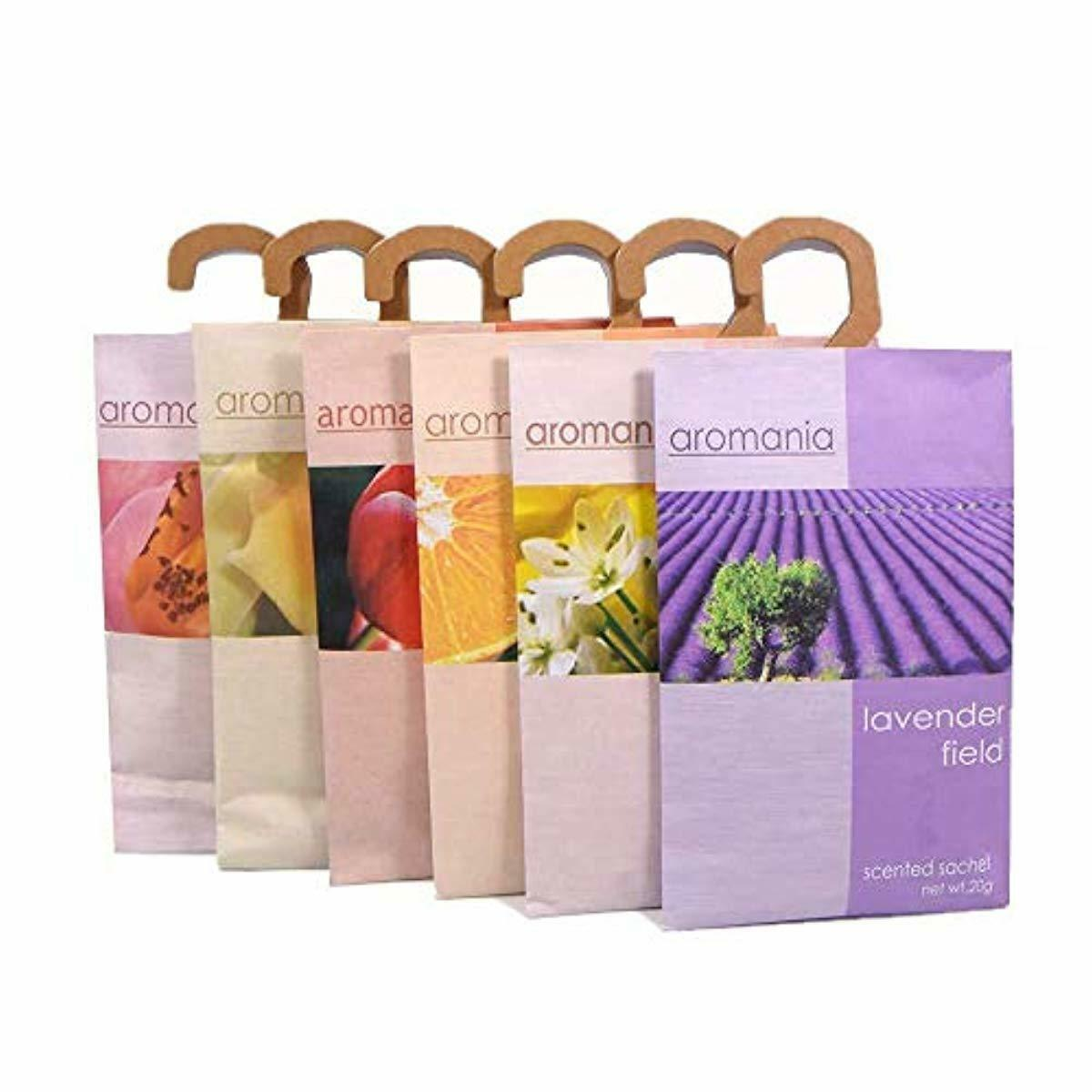 Details About Yumsum Premium Scented Sachets Bags Clothes Fragrant For Closets Drawers Room Wa