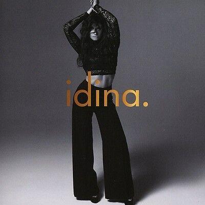 Idina    By Idina Menzel  Cd  Sep 2016  Warner Bros   New