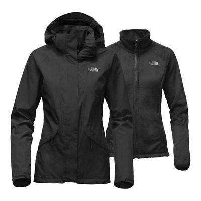 The North Face women's Boundary Triclimate Jacket New  Size S-XL - North Face Boundary Triclimate Jacket