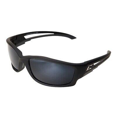 Edge Kazbek Polarized Safety Glasses w/ Silver Mirror Lens-TSK21-G15-7 (Edge Polarized Glasses)