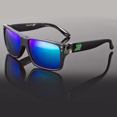 Polarized Sunglasses Men Driving Glasses Flat Top Outdoor Sports Uv400 (Top Glasses For Men)