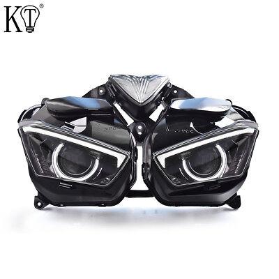KT Full LED Headlight for Yamaha R3 2015-2018