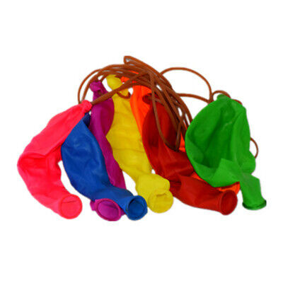 10X Latex Punch Balloons Fillers Goods Kids Loot Bags Floating Party Xmas Decor - Punching Balloon