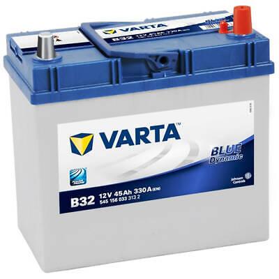 Asia Autobatterie 12V 100Ah Plus Pol Rechts Batterie Starterbatterie Japan KFZ