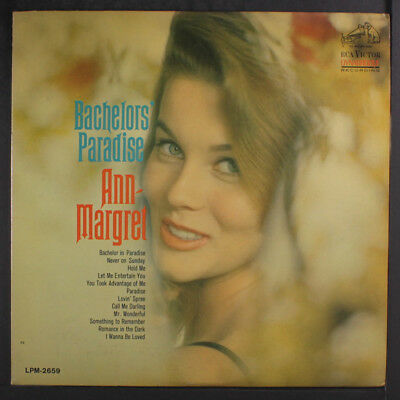 Ann Margret  Bachelors Paradise Lp Vocalists