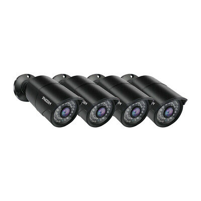 TMEZON 3000TVL Bullet CCTV Camera Home Outdoor 1080P Suveillance 36leds Camera Led Bullet Camera