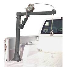 1/2 Ton Capacity Pickup Truck Crane with Cable Winch Clontarf Redcliffe Area Preview
