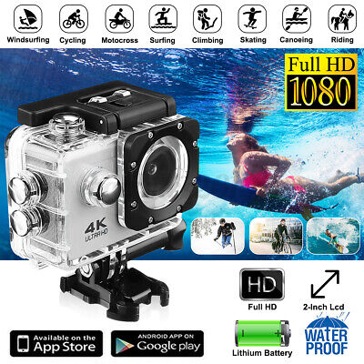 SJ9000 1080P Ultra HD Action Camera DVR DV 4K WiFi Sports Camcorder Waterproof