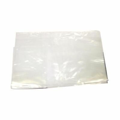 100 x Clear Extra Heavy Duty Compactor Refuse Sacks 20x35x45