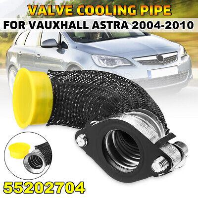 EGR COOLER PIPE & GASKET FOR VAUXHALL VECTRA 9-3 9-5 1.9 16V DIESEL 55202704