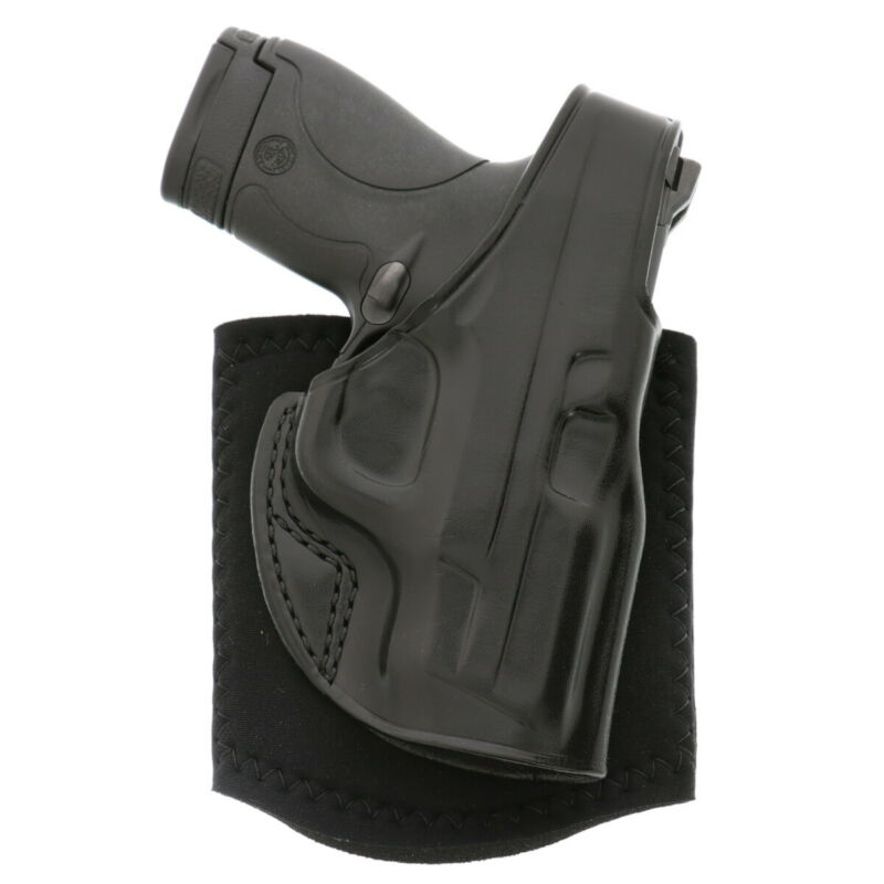 """Galco Ankle Glove Holster Smith&Wesson M&P Shield 3"""" 9/40&2.0 9/40 AG652B"""