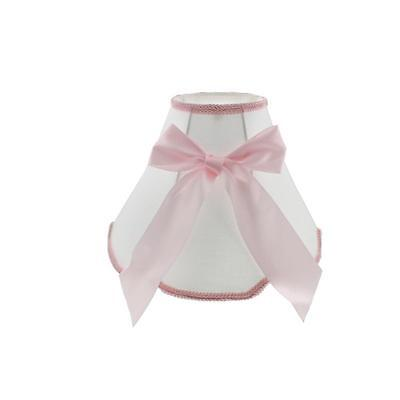 Koala Baby 4513 Pink Ribbon Baby Girl Custom Nursery Lamp Shade BHFO