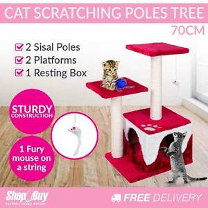 Brand New: 70cm Cat Scratching Poles Pet Post Furniture Tree Kit Sydney City Inner Sydney Preview