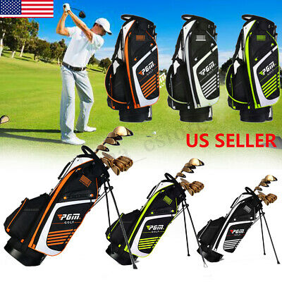14 Way Full Length Divider,10 Pockets (1 beverage cool)Golf Cart Bag 3 Colors