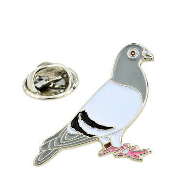 Racing Pigeon Bird Lapel Pin Badge / Tie Pin  XJKB15-44