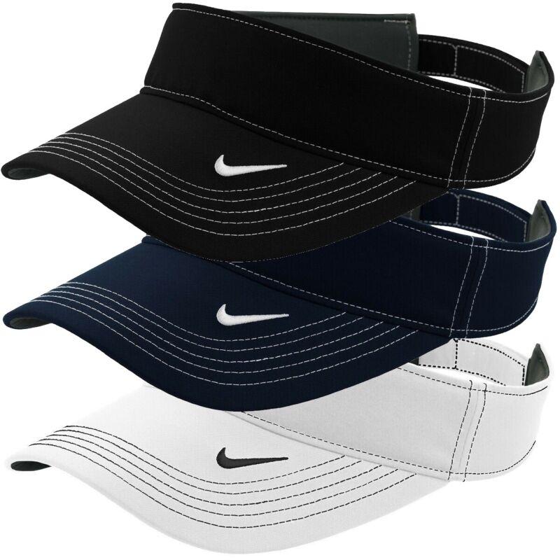 Nike DriFit Swoosh Visor Mens Adjustable Cap New 2020 - Pick a Color
