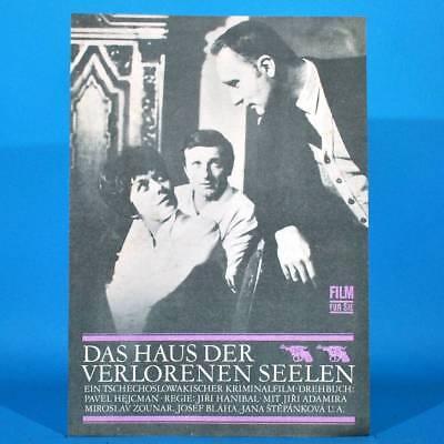 3240 Film für Sie 67/1968 DDR * Das Haus der verlorenen Seelen * Jiri Adamira