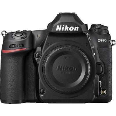 BRAND NEW Nikon D780 FX-Format DSLR Camera Body #1618