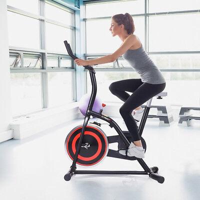 Indoor Bicycle Cycling Exercise Bike Gym Fitness Stationary Bike Office Cardio